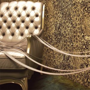 NOVASTAR Decor Aquanero Backround Gold