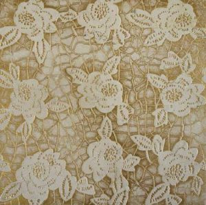DANDEL | cm 30,5 x 30,5 - Decor Sand - Background Gold