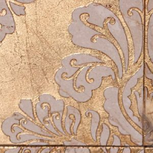 FEDRA | 30,5 x 61 - Decor Terra Rocca - Background Gold