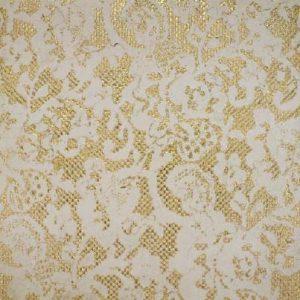 IRA | cm 30,5 x 30,5 - Décor Sand - Background Gold