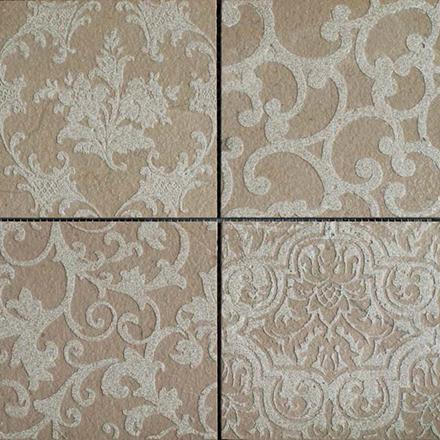 MEDΙ LN Mosaic cm 15 x 15 Marble: Tortora