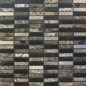 PR | S - 3016 Mosaic cm 1,2 x 5