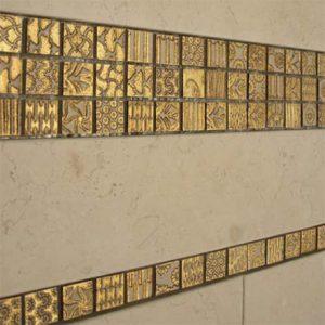 CPL   G - 0227 Mosaic cm 2,2 x 2,2