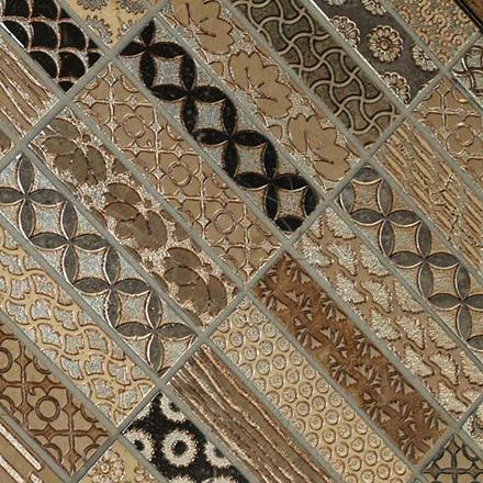 CPL | S - 2510 Mosaic cm 2,3 x 10