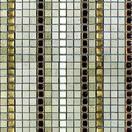 STRIPES Mosaic cm 1,5 x 1,5