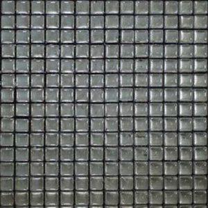 MS 1502 SILVER Mosaic cm 1,5 x 1,5